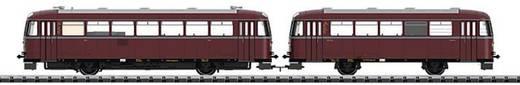 TRIX H0 T22995 H0 Schienenbus VT 95.9 + VB 140 der DB