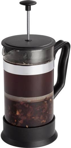 kaffee teemaschine xavax tee kaffee bereiter glasklar schwarz kaufen. Black Bedroom Furniture Sets. Home Design Ideas