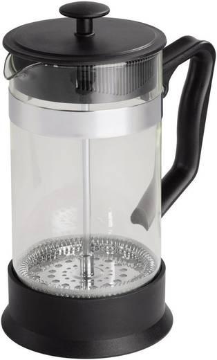 Kaffee-/Teemaschine Xavax Tee-/Kaffee-Bereiter Glasklar, Schwarz