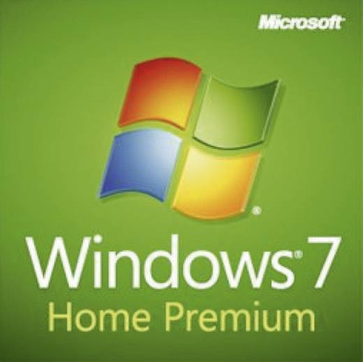 microsoft windows 7 home premium 64 bit oem inkl service. Black Bedroom Furniture Sets. Home Design Ideas