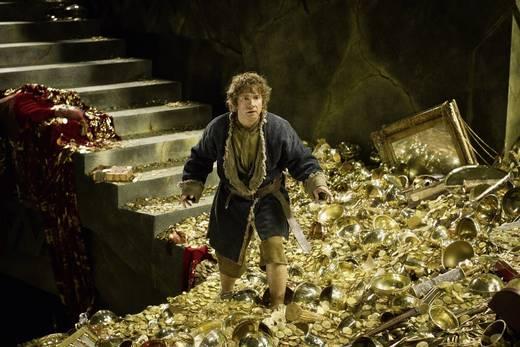 blu-ray 3D Der Hobbit - Smaugs Einöde FSK: 12