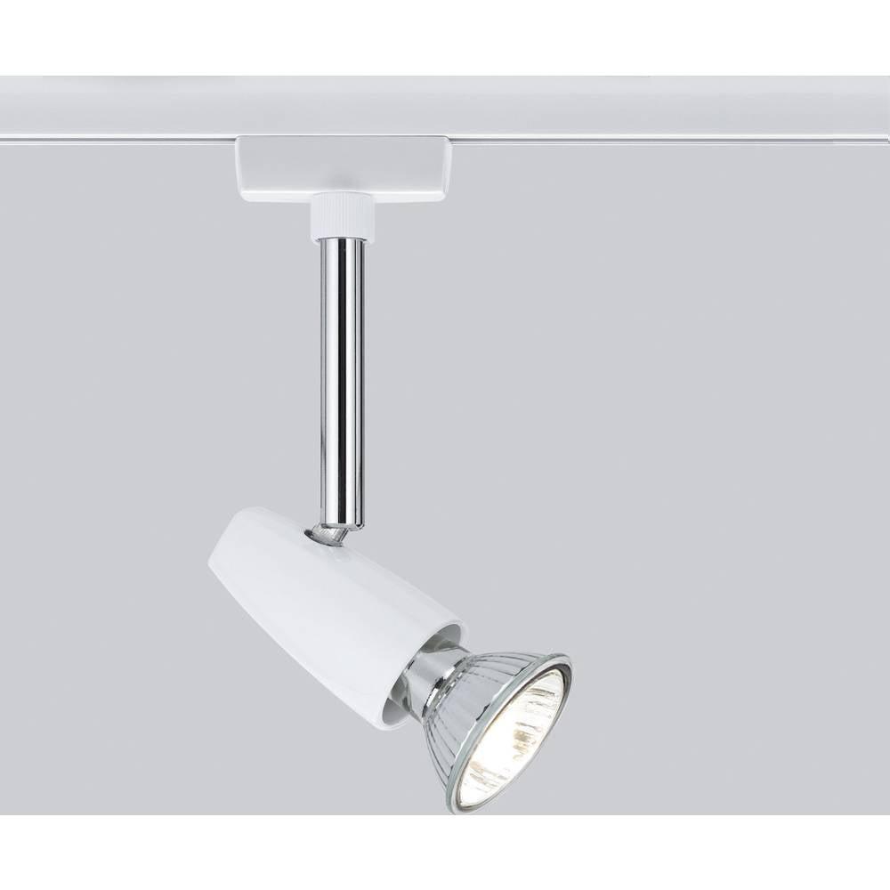 Lampada per sistema su binario urail gu10 50 w lampadina for Binario paulmann