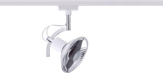 Hochvolt-Schienensystem-Leuchte URail GU10 50 W Halogen Paulmann Roncalli Weiß