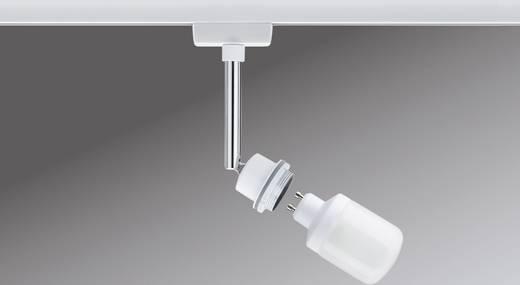 Hochvolt-Schienensystem-Leuchte URail GZ10, GU10 9 W Energiesparlampe Paulmann DecoSystems Weiß