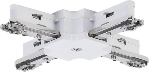 Hochvolt-Schienensystem-Komponente X-Verbinder Paulmann 97687 Weiß