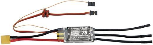 Flugmodell Brushless Flugregler Graupner BRUSHLESS CONTROL + T 70 XT-60 D3,5