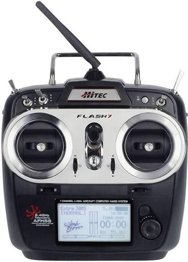 Hitec Flash 7 Hand-Fernsteuerung 2,4 GHz Anzahl Kanäle: 7