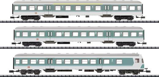 MiniTrix T15392 N 3er-Wagenset Regional-Express der DB AG, MHI-Exklusiv-Modell