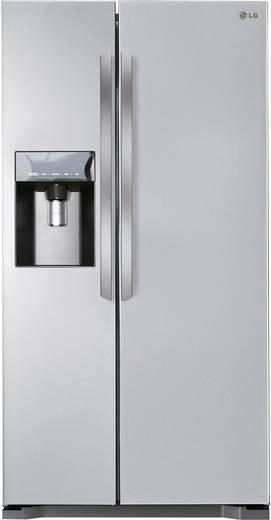 LG GSL325NSYZ Side-by-Side Kühlschrank ohne Festwasseranschluss