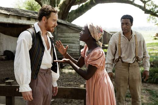 DVD 12 Years a Slave FSK: 12