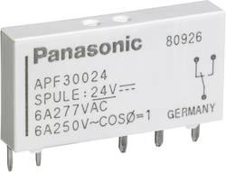 Relé do DPS Panasonic APF30312, 12 V/DC, 6 A, 1 prepínací, 1 ks