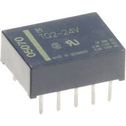Relé do DPS Panasonic TQ2L25, 5 V/DC, 1 A, 2 prepínacie, 1 ks