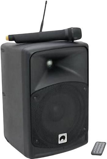 mobiler pa lautsprecher 20 cm 8 zoll omnitronic wams 08bt. Black Bedroom Furniture Sets. Home Design Ideas