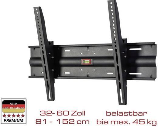 "VCM Morgenthaler WN 120 TV-Wandhalterung 81,3 cm (32"") - 152,4 cm (60"") Neigbar"