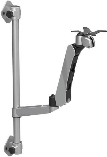 Xergo SuperFlex Monitorhalter höhenverstellbar, Wandmontage mit Gasdruck-Technik