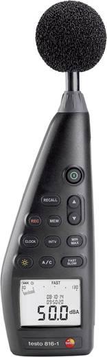 testo 816-1 Schallpegel-Messgerät, Lärm-Messgerät