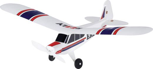 Reely Super Cub RC Einsteiger Modellflugzeug RtF 348 mm