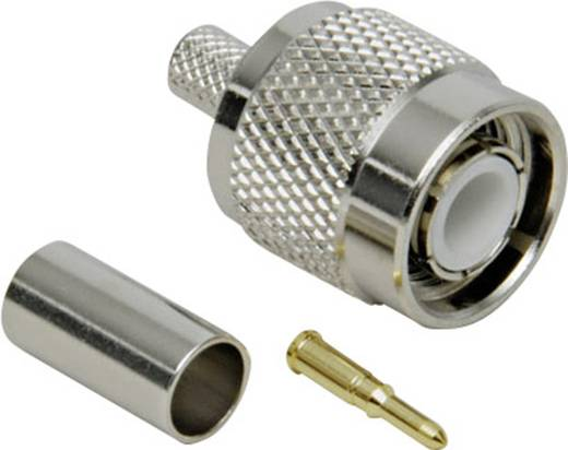 TNC-Steckverbinder Stecker, gerade 50 Ω BKL Electronic 0405005/D 1 St.