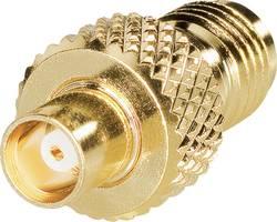 MCX zásuvka/zásuvka BKL 0416312, 50 Ω, adaptér rovný