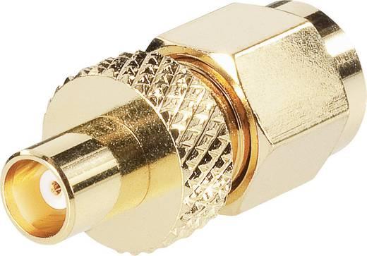 MCX-Adapter MCX-Buchse - SMA-Stecker BKL Electronic 0409064 1 St.