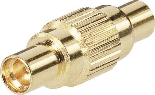 MMCX-Adapter MMCX-Buchse - MMCX Buchse BKL Electronic 0416508 1 St.