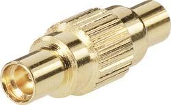 MMCX zásuvka ⇔ MMCX zásuvka BKL 0416508, 50 Ω, adaptér rovný