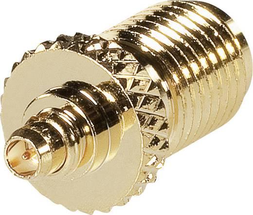 MMCX-Adapter MMCX Stecker - SMA-Buchse BKL Electronic 0416510 1 St.