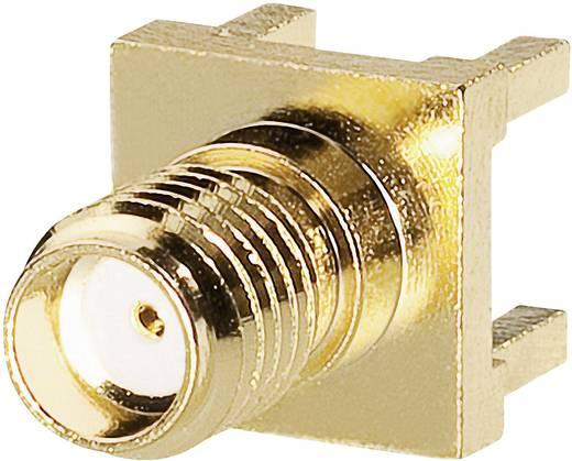 SSMA-Steckverbinder Buchse, Einbau horizontal 50 Ω BKL Electronic 0417100 1 St.