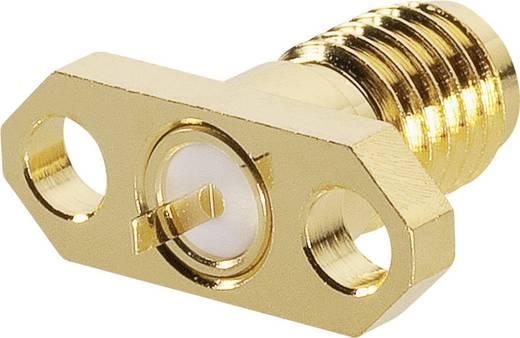 SSMA-Steckverbinder Flanschbuchse 50 Ω BKL Electronic 0417102 1 St.