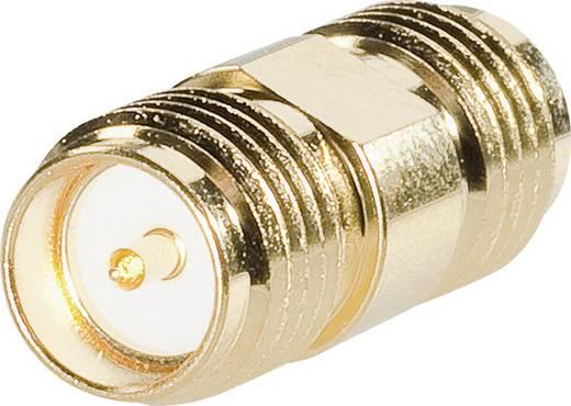 SMA-Reverse-Adapter SMA-Reverse-Buchse - SMA-Buchse BKL Electronic 0419122 1 St.