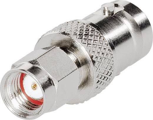 SMA-Reverse-Adapter SMA-Reverse-Stecker - BNC-Buchse BKL Electronic 0419125 1 St.