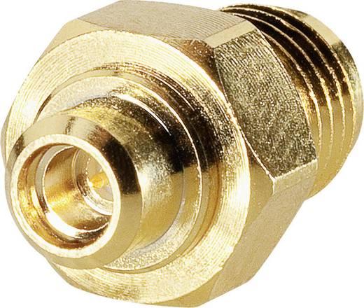 MMCX-Adapter MMCX-Reverse-Buchse - SMA-Reverse-Buchse BKL Electronic 0419350 1 St.