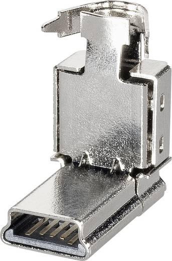 Mini USB-Stecker 2.0 Stecker, gewinkelt 10120235 BKL Electronic Inhalt: 1 St.