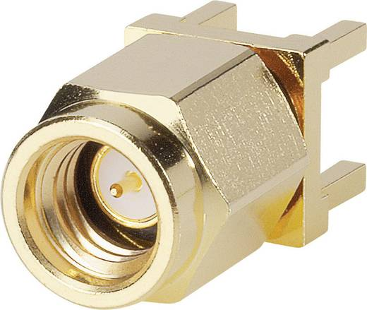 SSMA-Steckverbinder Buchse, Einbau horizontal 50 Ω BKL Electronic 0417104 1 St.