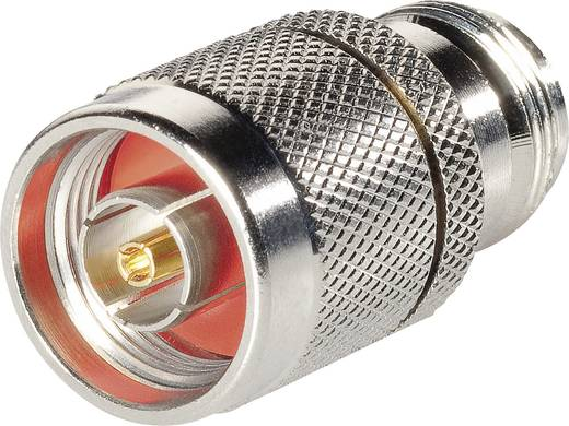 N-Adapter N-Reverse-Stecker - N-Buchse BKL Electronic 1 St.