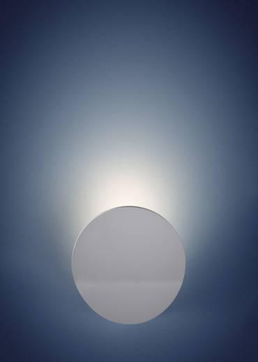 LED-Wandleuchte 4 W Warm-Weiß Renkforce Redondo WLE-1932 Weiß