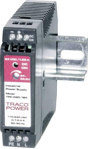Hutschienen-Netzteil (DIN-Rail) TracoPower TPC 030-124 24 V/DC 1.25 A 30 W 1 x