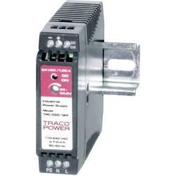 Zdroj na DIN lištu TracoPower TPC 030-124, 24 - 28,8 V/DC, 1,25 A