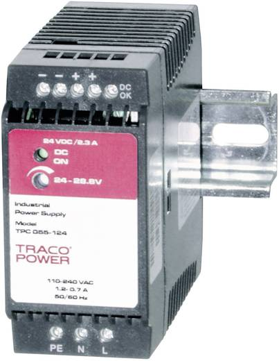Hutschienen-Netzteil (DIN-Rail) TracoPower TPC 055-148 48 V/DC 1.15 A 55 W 1 x