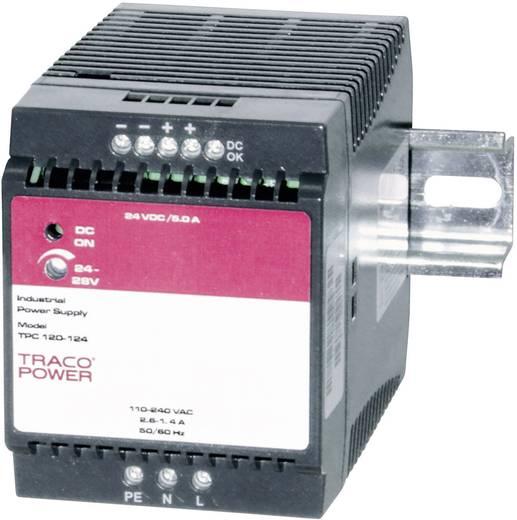 Hutschienen-Netzteil (DIN-Rail) TracoPower TPC 120-124 24 V/DC 5 A 120 W 1 x