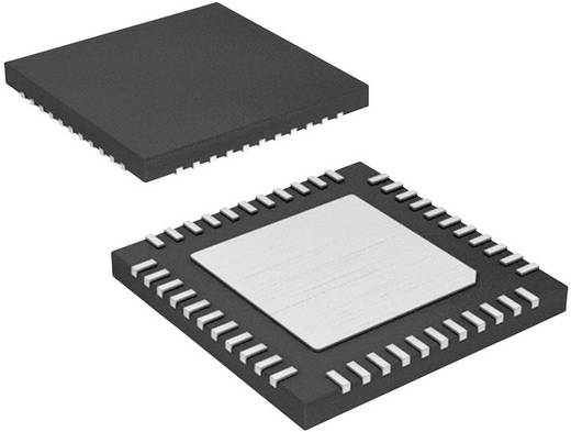 Embedded-Mikrocontroller PIC16F887-I/ML QFN-44 (8x8) Microchip Technology 8-Bit 20 MHz Anzahl I/O 35