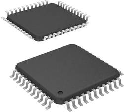 Microcontrôleur embarqué Microchip Technology PIC18F45J10-I/PT TQFP-44 (10x10) 8-Bit 40 MHz Nombre I/O 32 1 pc(s)