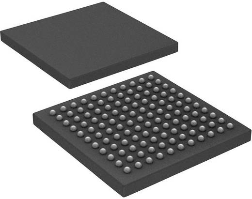 Embedded-Mikrocontroller PIC32MX695F512L-80I/BG TFBGA-121 (10x10) Microchip Technology 32-Bit 80 MHz Anzahl I/O 83