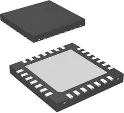 Microcontrôleur embarqué Microchip Technology PIC16F1783-I/MV UQFN-28 (4x4) 8-Bit 32 MHz Nombre I/O 24 1 pc(s)