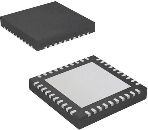 Embedded-Mikrocontroller PIC18F45K50-I/MV UQFN-40 (5x5) Microchip Technology 8-Bit 48 MHz Anzahl I/O 36