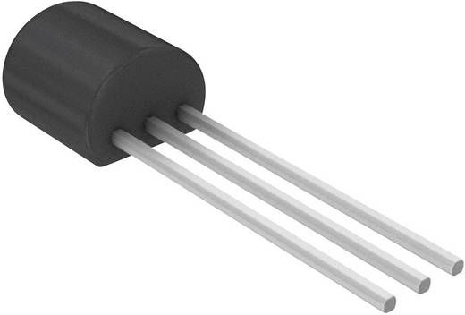 Linear IC - Temperatursensor, Wandler Microchip Technology MCP9701-E/TO Analog, zentral TO-92-3
