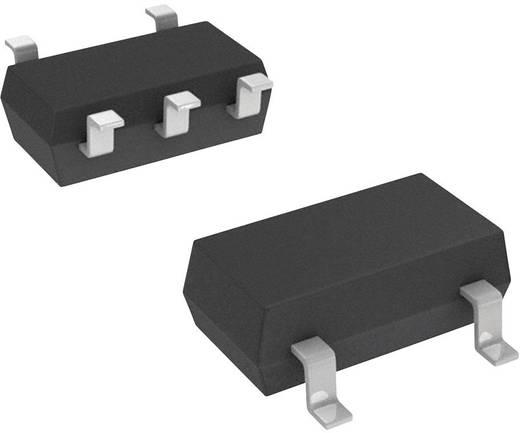 Linear IC - Temperatursensor, Wandler Microchip Technology TC74A0-5.0VCTTR Digital, zentral I²C, SMBus SOT-23A-5