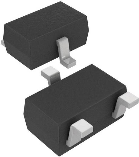 PMIC - Überwachung Maxim Integrated MAX803ZEXR+T Einfache Rückstellung/Einschalt-Rückstellung SC-70-3