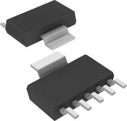 PMIC - Régulateur de tension - linéaire (LDO) Texas Instruments LP3872EMP-2.5/NOPB Positive, Fixe SOT-223-5 1 pc(s)