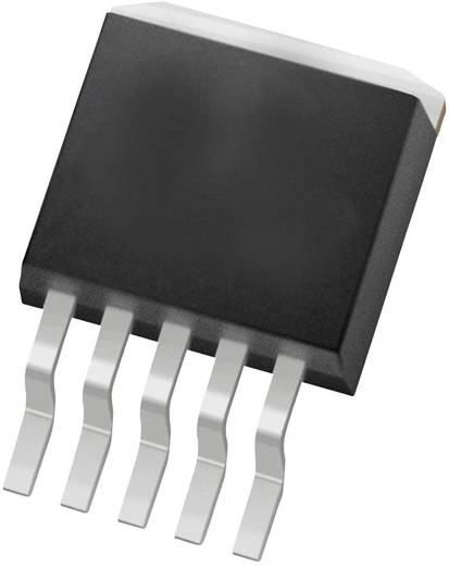 PMIC - Spannungsregler - Linear (LDO) Microchip Technology MCP1826-3302E/ET Positiv, Fest DDPAK-5